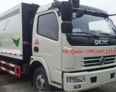 Bán xe cuốn ép rác Dongfeng 6M3, giá rẻ giá 450 triệu tại Hà Nội