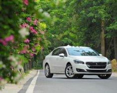 Bán ô tô Peugeot 508 1.6 AT đời 2015, màu trắng, xe nhập giá 1 tỷ 379 tr tại Cần Thơ