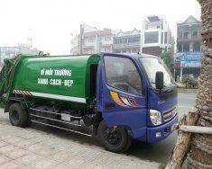 Bán xe cuốn ép chở rác Thaco 6 khối, giá rẻ giá 450 triệu tại Hà Nội