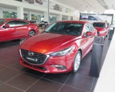 Cần bán xe Mazda 3 1.5 AT đời 2017, màu đỏ giá 650 triệu tại Bình Phước