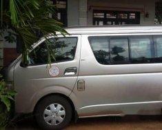 Bán Toyota Hiace đời 2006, màu bạc   giá 260 triệu tại Đắk Lắk