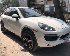 Bán Porsche Cayenne đời 2010, màu trắng, xe nhập chính chủ giá 1 tỷ 990 tr tại Hà Nội