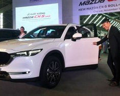 Mazda CX-5 model 2018, giá cực ưu đãi tại Mazda Giải Phóng giá 899 triệu tại Hà Nội
