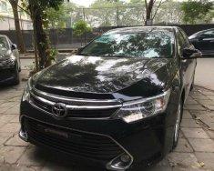 Bán Toyota Camry năm 2015, màu đen, xe nhập, giá 880tr giá 880 triệu tại Tp.HCM
