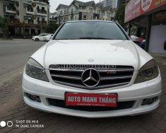 Bán Mercedes C200 GI BE đời 2010, màu trắng, chính chủ, giá 525tr giá 525 triệu tại Hà Nội