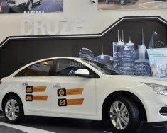 Ưu đãi 40 triệu, Chevrolet Cruze LT trả trước tầm 130 triệu, LH Nhung 0975768960 giá 589 triệu tại Vĩnh Long