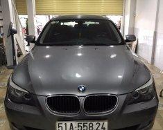 Bán BMW 5 Series 530i đời 2008, màu xám, nhập khẩu giá 645 triệu tại Tp.HCM