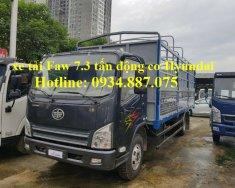 công ty bán xe tải hyundai 7t3 - 7.3 tấn - 7,3 tấn thùng dài 6.25m động cơ 3.9L giá 545 triệu tại Tp.HCM