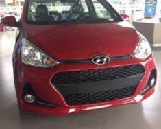 Bán Hyundai Grand i10 1.2AT sản xuất 2017, màu đỏ, giá tốt giá 395 triệu tại Bình Phước