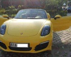 Bán ô tô Porsche Boxster năm 2015, màu vàng, nhập khẩu   giá 3 tỷ 500 tr tại Tp.HCM
