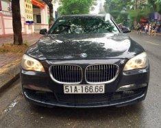 Cần bán gấp BMW 7 Series 750Li đời 2010, màu đen giá 1 tỷ 580 tr tại Hà Nội