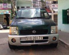 Chính chủ bán Suzuki Wagon R + đời 2003 giá 130 triệu tại Tp.HCM