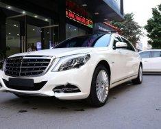 Cần bán xe Mercedes S400 Maybach đời 2016, màu trắng, nhập khẩu nguyên chiếc số tự động giá 6 tỷ 200 tr tại Hà Nội