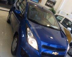 Chỉ cần trả trước 45 triệu (đủ điều kiện) sở hữu ngay xe Chevrolet Spark LS 1.2L màu xanh dương- LH: 0933. 415. 481 giá 339 triệu tại Bình Phước