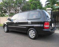 Cần bán gấp Kia Carnival GS 2.5 MT đời 2007, màu đen ít sử dụng giá 228 triệu tại BR-Vũng Tàu