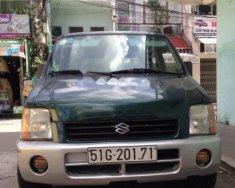 Bán xe Suzuki Wagon R+ R+ 1.0 MT đời 2003, màu xanh giá 130 triệu tại Tp.HCM
