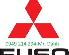 Cần bán xe tải Fuso Canter 5T giá 575 triệu tại Đồng Nai