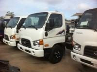 Hyundai HD72-3.5T màu trắng, nhập khẩu giá 610 triệu tại Tp.HCM
