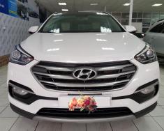 Cần bán gấp Hyundai Santa Fe máy dầu 2 cầu model 2017 giá 1 tỷ 80 tr tại Hà Nội