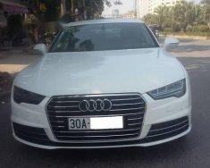 Chính chủ bán Audi A7 đời 2015, màu trắng, nhập khẩu giá 2 tỷ 500 tr tại Hà Nội