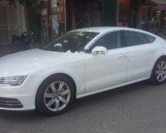 Bán Audi A7 đời 2015, màu trắng, nhập khẩu giá 2 tỷ 500 tr tại Hà Nội
