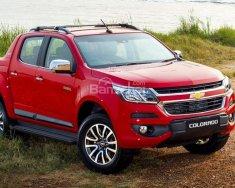 Bán ô tô Chevrolet Colorado High Country 2.8 AT 4x4 2018, màu đỏ, nhập khẩu chính hãng giá 839 triệu tại Bình Phước