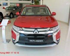 Mitsubishi Motors Đà Nẵng báo giá Outlander 2.4 CVT đời 2017, xe nhập Nhật, giá cạnh tranh, giao xe tận nhà giá 1 tỷ 99 tr tại Đà Nẵng