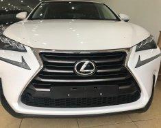 Bán Lexus NX200T màu trắng, sản xuất 2016, xe đẹp như mới chỉ cần 2% thuế trước bạ sang tên giá 2 tỷ 390 tr tại Hà Nội