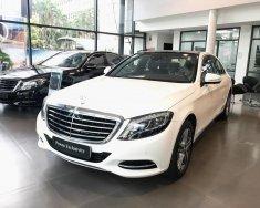 Cần bán lại xe Mercedes S400 đời 2017, màu trắng chính chủ giá 3 tỷ 690 tr tại Hà Nội