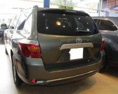 Cần bán Toyota Highlander LE 2.7 đời 2014, màu xám, nhập khẩu nguyên chiếc giá 1 tỷ 690 tr tại Hà Nội