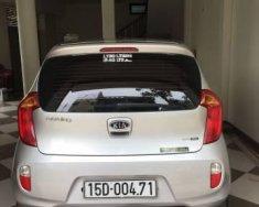 Bán Kia Morning Van đời 2012, màu bạc số tự động, giá chỉ 100 triệu giá 100 triệu tại Thái Bình