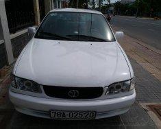 Bán ô tô Toyota Corolla XL 1.3 MT đời 2001, màu trắng giá 139 triệu tại BR-Vũng Tàu