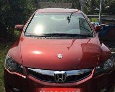 Bán Honda Civic đời 2009, màu đỏ   giá 525 triệu tại Hậu Giang