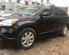 Bán xe Honda CR V 2.4 đời 2008, màu đen giá 475 triệu tại Hà Nội