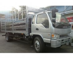 xe tải jac 9t15 - 9.15 tấn - 9T15 thùng dài 6.8m cn Isuzu giá 535 triệu tại Tp.HCM