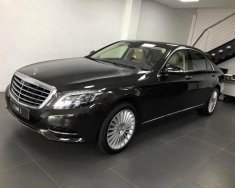 Bán Mercedes S500 đời 2017, màu đen giá 5 tỷ 678 tr tại Hà Nội