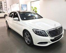Cần bán lại xe Mercedes S400L đời 2017, màu trắng giá 3 tỷ 680 tr tại Hà Nội