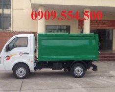 Cần bán xe chở rác nhập khẩu Ấn Độ, xe Tata 1t2 trả góp giá 350 triệu tại Tp.HCM