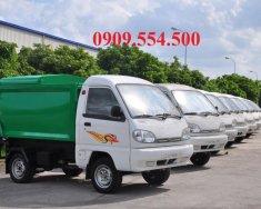 Bán trả góp xe tải chở rác 1t2, hỗ trợ vay cao. giá 350 triệu tại Đồng Nai