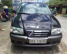 Bán Hyundai Trajet đời 2004, màu đen, nhập khẩu số tự động, 275tr giá 275 triệu tại Cần Thơ