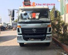Bán xe tải cẩu 9 tấn Auman C160 gắn cẩu 5 tấn Kanglim KS1056, vay trả góp, lh 0976548336 giá 1 tỷ 310 tr tại Hà Nội