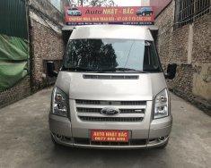 Bán xe Ford Transit 16 chỗ, máy 2.4MT, sản xuất 2012, lắp ráp trong nước, máy móc nguyên zin giá 485 triệu tại Hà Nội