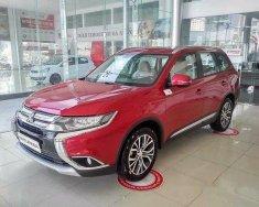 Bán Mitsubishi Outlander đời 2017, màu đỏ, nhập khẩu   giá 972 triệu tại Đà Nẵng