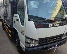 Xe tải Isuzu 2 tấn màu trắng, trả góp 95% giá trị xe giá 495 triệu tại Tp.HCM