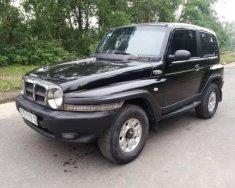 Bán xe Ssangyong Korando TX5 2005, màu đen, nhập khẩu giá 190 triệu tại Hà Tĩnh