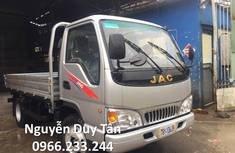 Xe Jac 2.4 Tấn hỗ trợ vay Ngân Hàng cao giá 80 triệu tại Cả nước