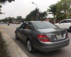 Cần bán xe Mercedes C250 đời 2010 màu ghi xám, xe cực chất lượng giá 575 triệu tại Hà Nội