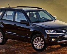 Suzuki Tây Hồ, bán Suzuki Grand Vitara 2016, nhập khẩu nguyên chiếc tại Nhật Bản, hỗ trợ trả góp, đăng ký xe giá 869 triệu tại Hà Nội