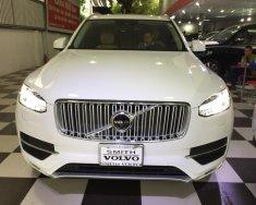 Bán Volvo XC90 Excuite đời 2016, màu trắng, nhập khẩu nguyên chiếc giá 3 tỷ 620 tr tại Hà Nội