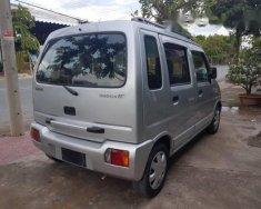 Bán gấp Suzuki Wagon R sản xuất 2003, màu bạc như mới giá 135 triệu tại Tp.HCM